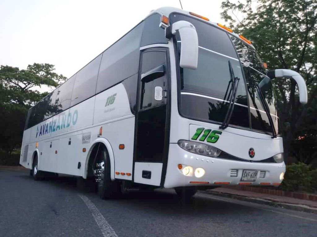 avanzando cucuta servicio de buses