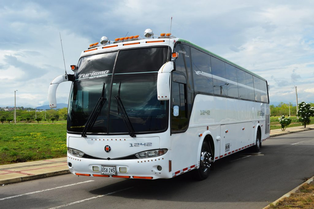 avanzando logística alquiler de buses avanzando lte