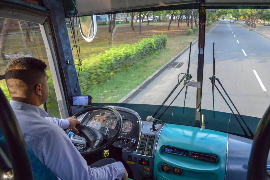 logística y transporte avanzando logística alquiler de buses