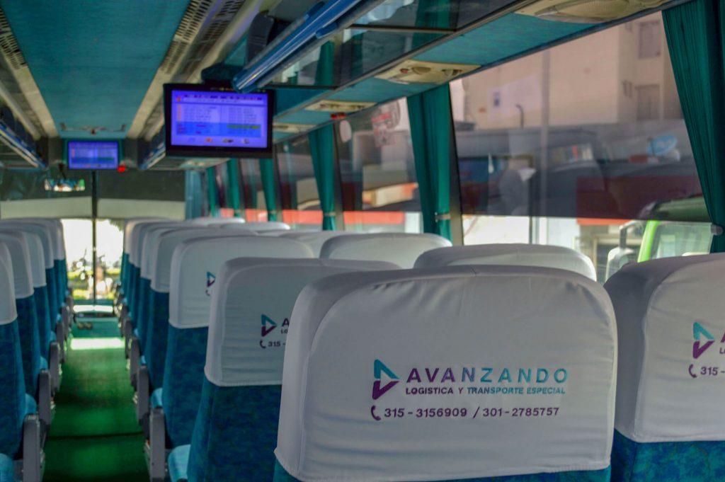 logística y transporte avanzando logística alquiler de buses en cucuta turismo