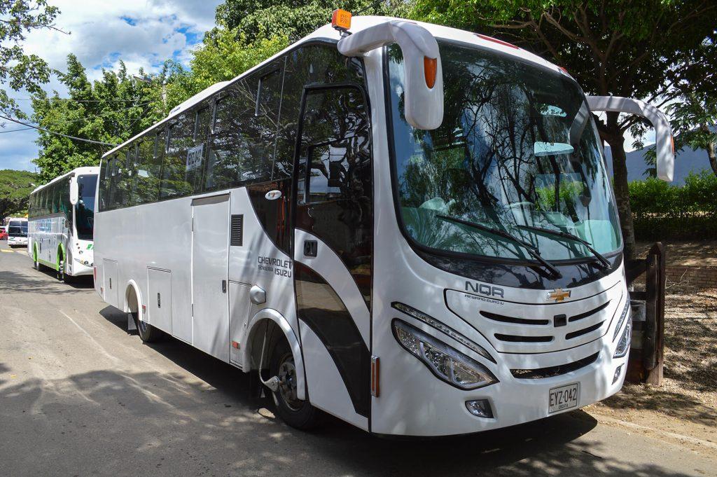 logística y transporte avanzando logística alquiler de buses nuevos