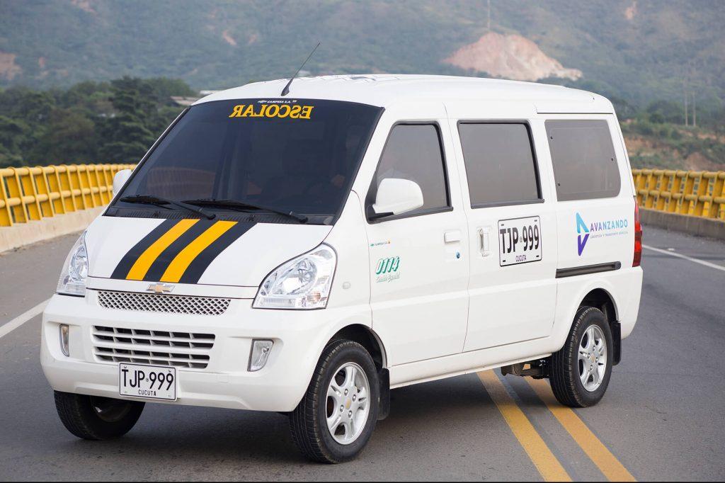 microbuses avanzando cucuta transporte turistico