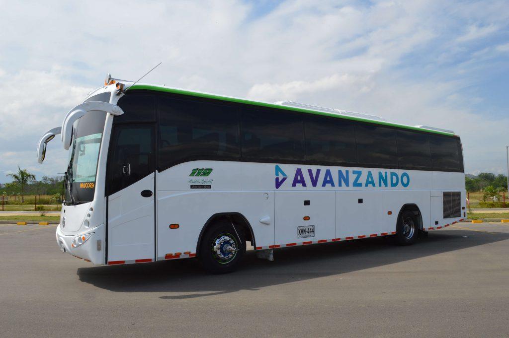 servicio buses cucuta